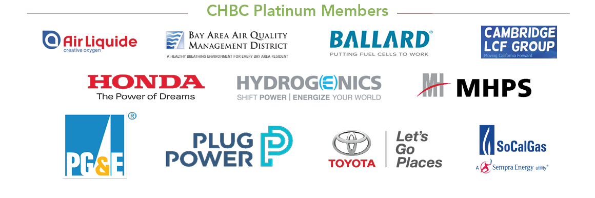 California Hydrogen Business Council – CHBC – Hydrogen Means